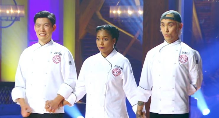 Who will win MasterChef Season 8? Jason, Eboni and Dino battle it out