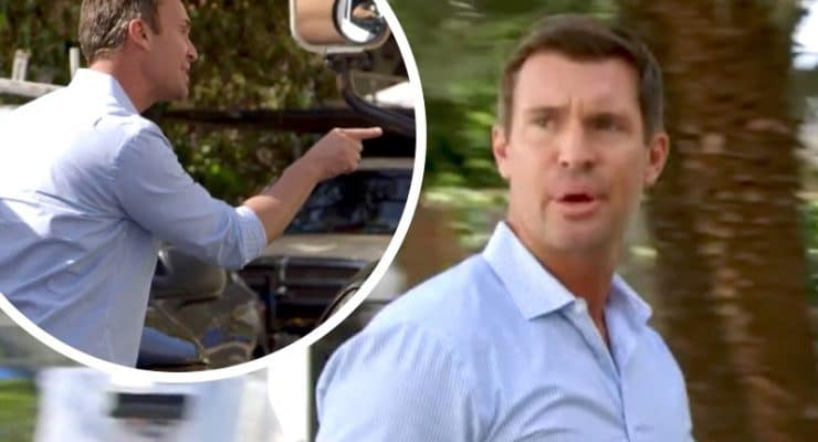 Flipping Out's Jeff Lewis has massive argument with neighbor over parked car