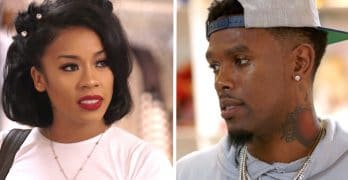 Keyshia Cole and Booby Gibson on Love & Hip Hop Hollywood