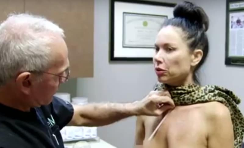 LeeAnne Locken gets breast surgery on The Real Housewives of Dallas