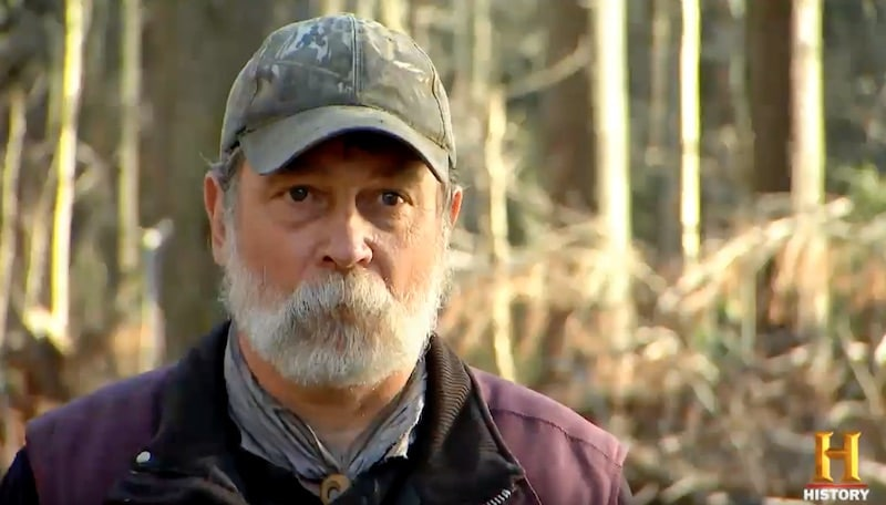 preston guys I am preston from mountain men i appear on the history channel show with eustace conway as we work in the blue ridge mountains of north carolina.