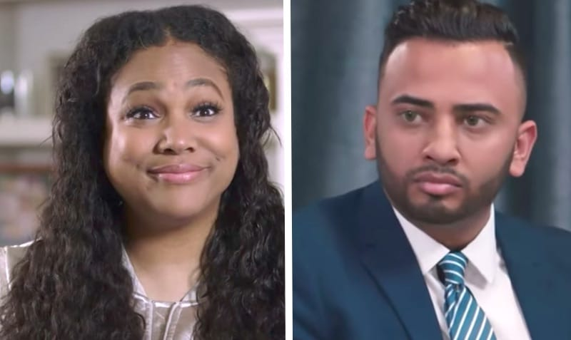 Monie Love and Shawn Isaac on Million Dollar Matchmaker
