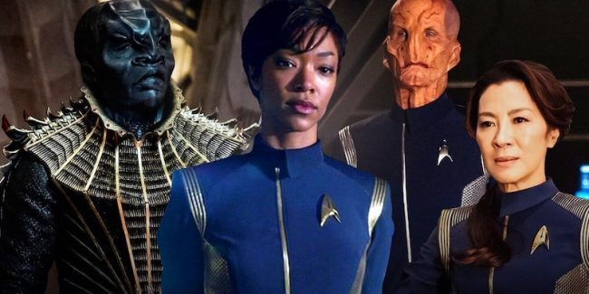 Is Star Trek undergoing an identity crisis with Star Trek: Discovery?