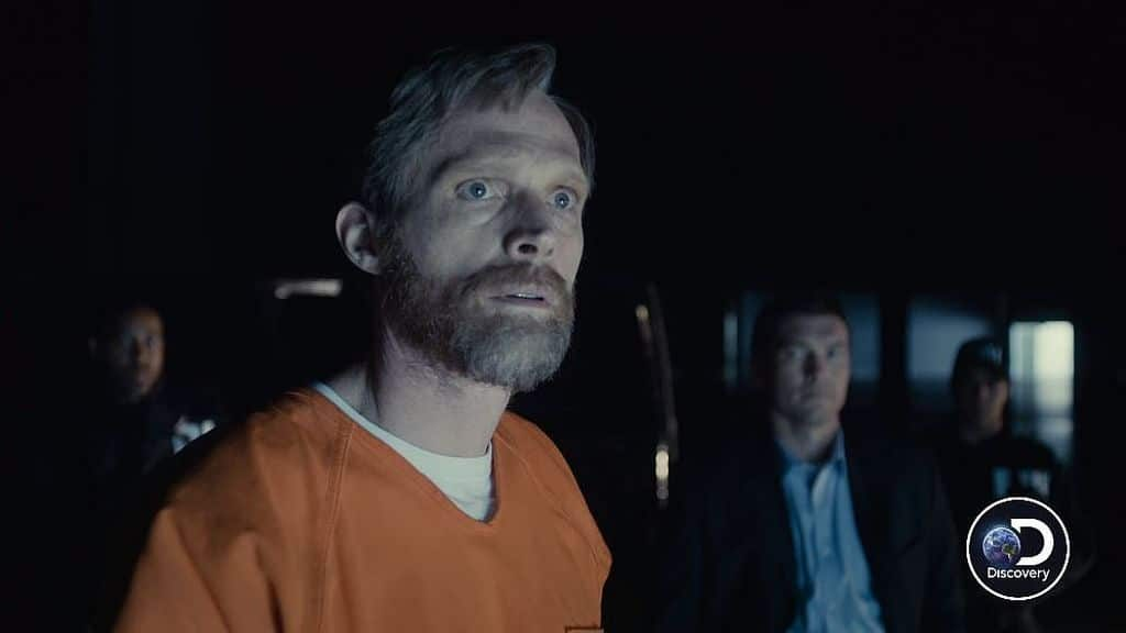Paul Bettany as Ted Kaczynski