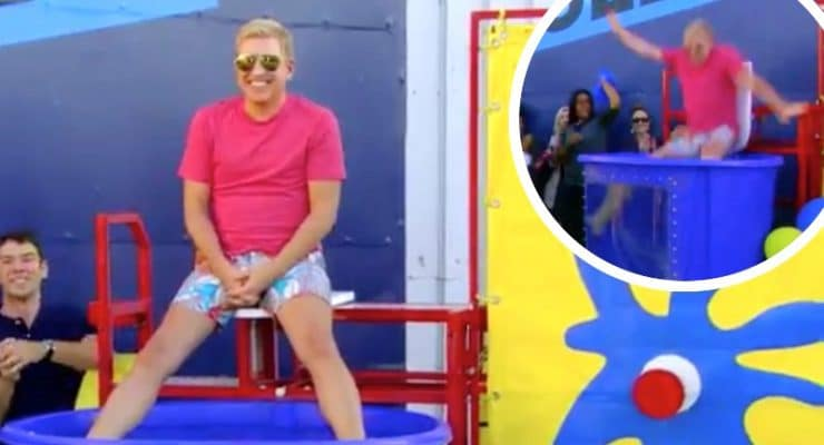 Todd Chrisley gets dunked by son Chase as Nicole Sullivan joins According To Chrisley