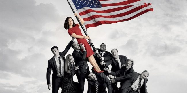 Promotional picture for Veep