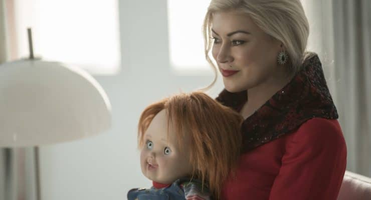 Jennifer Tilly is the Cate Blanchett of Cult of Chucky