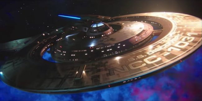 Is the U.S.S. Discovery on Star Trek: Discovery a Section 31 ship?