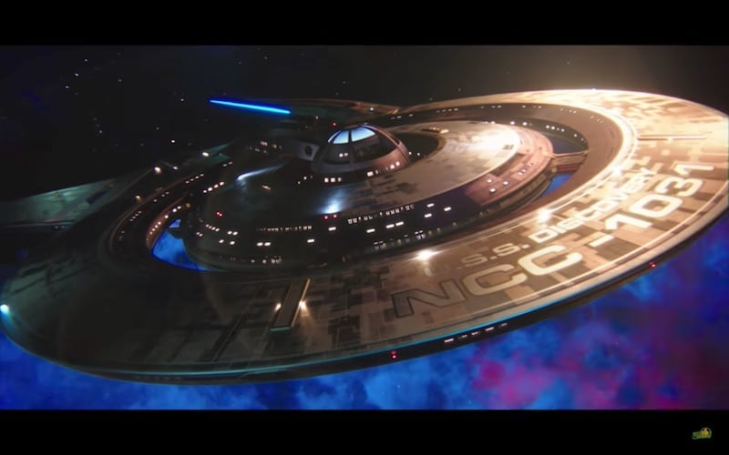 Is The USS Discovery On Star Trek A Section 31 Ship
