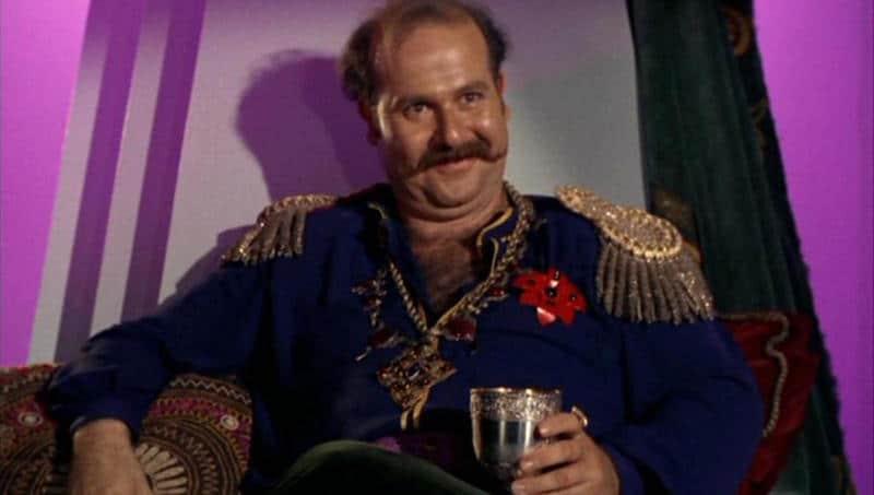 Harry Mudd Star Trek