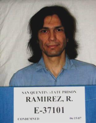 RIchard Ramirez mugshot