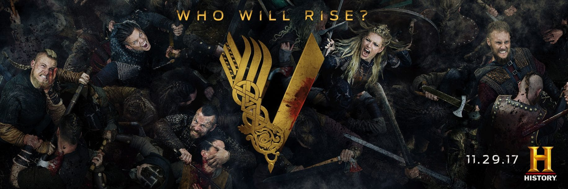 Vikings on History reveals Season 5 key art and extended
