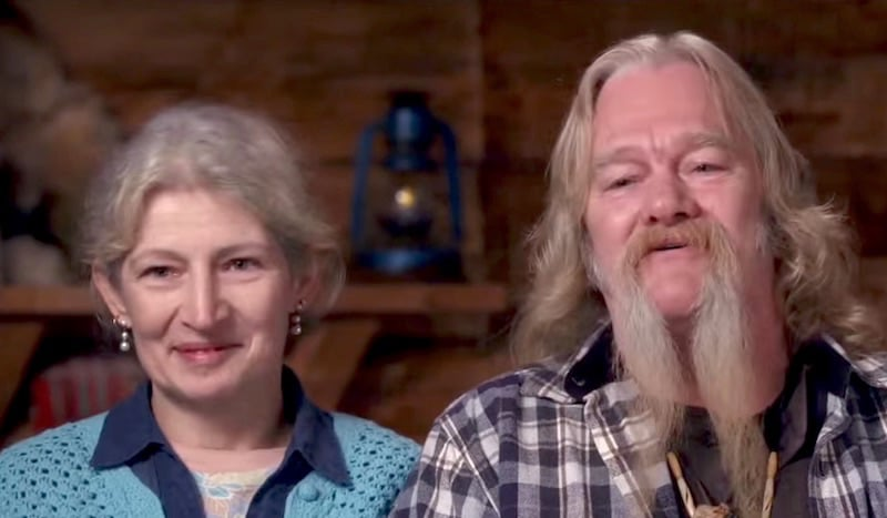 Ami and Billy Brown on Alaskan Bush People
