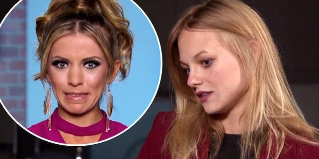 Amanda Loy and Cassidy on Little Women: Dallas