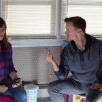 Amy and Adam on Kindred Spirits