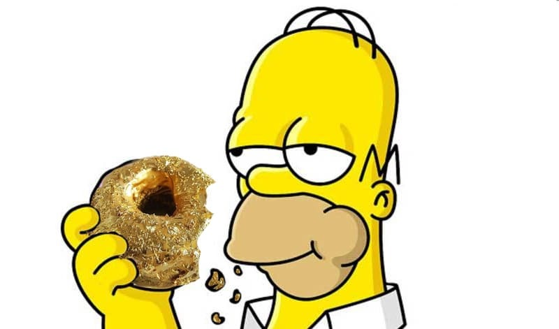 Would Homer like a Golden Crystal Ube