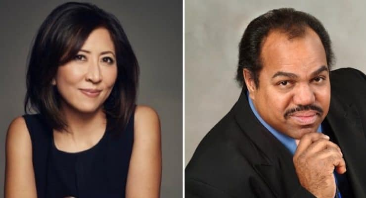 Janice Min and Daryl Davis top guest-list on this week's Real Time with Bill Maher
