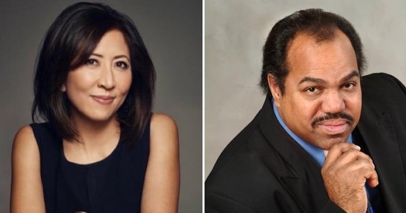 Janice Min and Daryl Davis