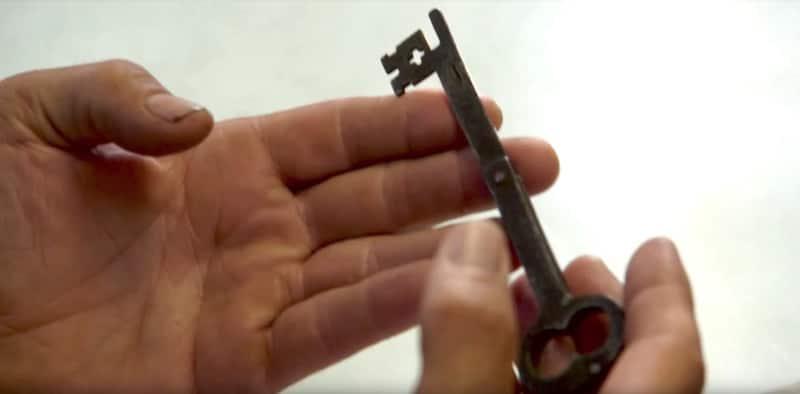Key on The Curse of Oak Island Season 5