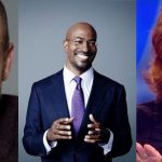 Woody Harrelson, Van Jones and Joy Behar