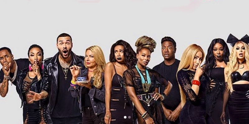 meet the cast of scared famous on vh1
