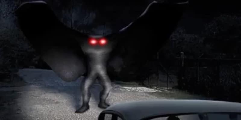 Myth or Monster investigates the Mothman