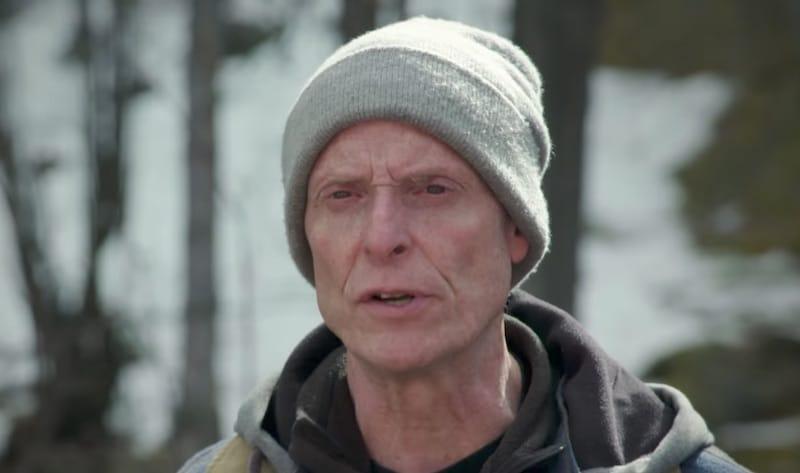 Neil Darish on Edge of Alaska