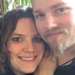 Alaskan Bush People's Noah with fiancee Rhain