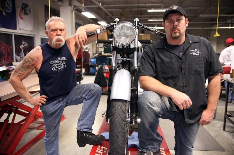 Paul Teutul And Jr Are Back American Chopper Returning To Discovery In 2018