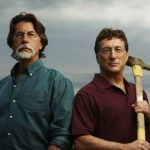 The Curse of Oak Island with Marty and Rick Lagina