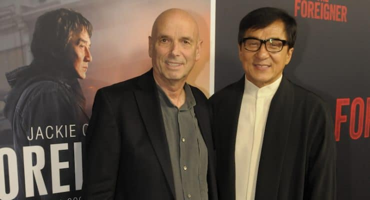 Exclusive interview: Martin Campbell makes Jackie Chan serious in The Foreigner