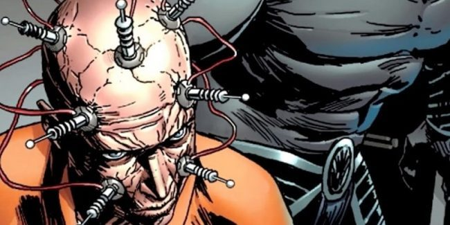 The Thinker, the big bad of The Flash Season 4