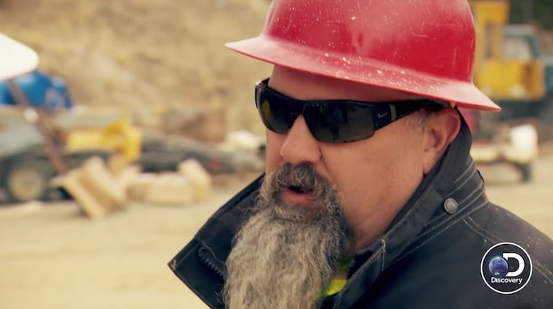 Todd Hoffman on Gold Rush