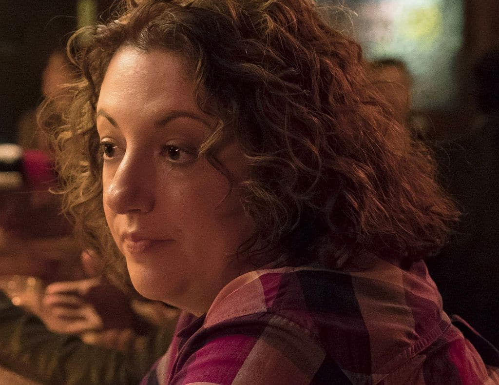Exclusive interview rebecca metz on playing tressa in for Exclusive metz