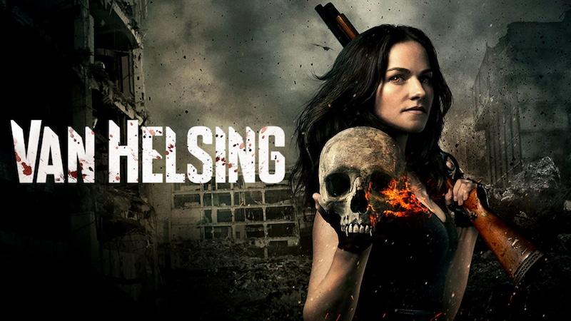 Kelly Overton as Vanessa Helsing in Van Helsing