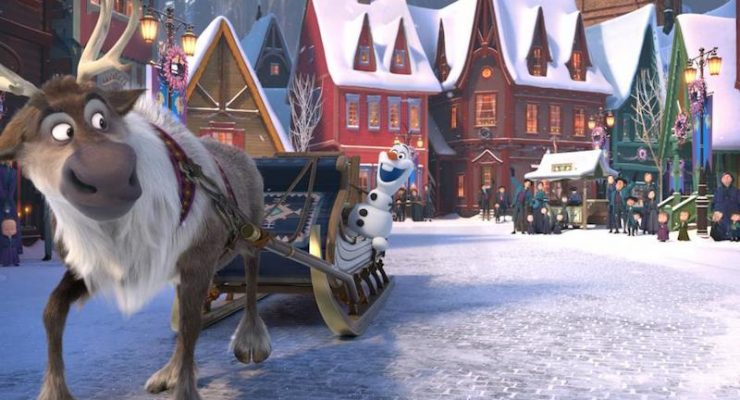 How Olaf's Frozen Adventure made the snowman the star