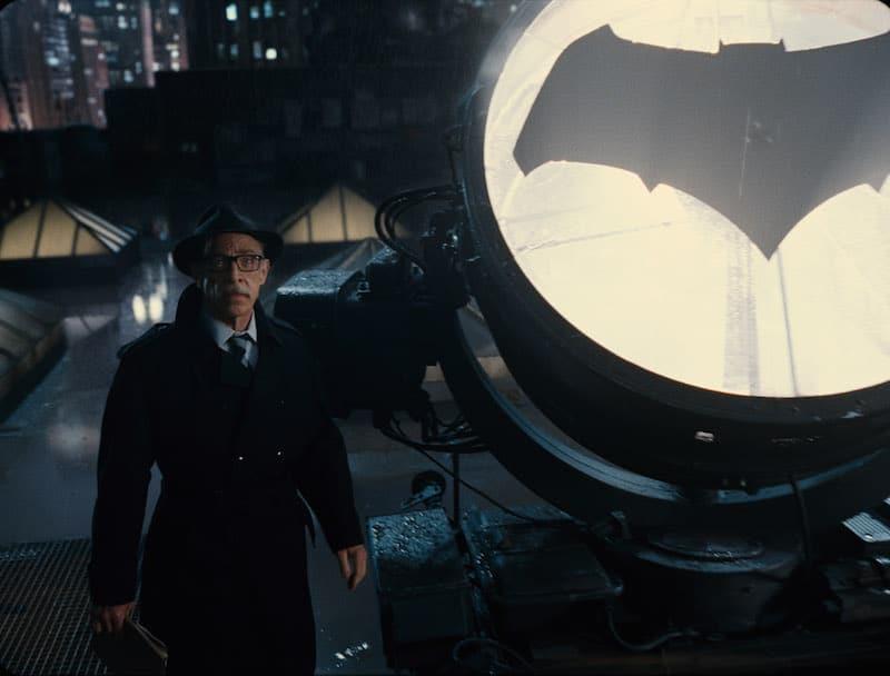 J.K. Simmons as Commissioner Gordon