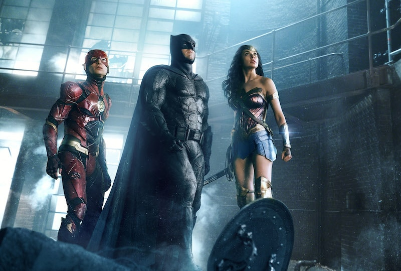 Stop trying to make Justice League about Marvel vs DC
