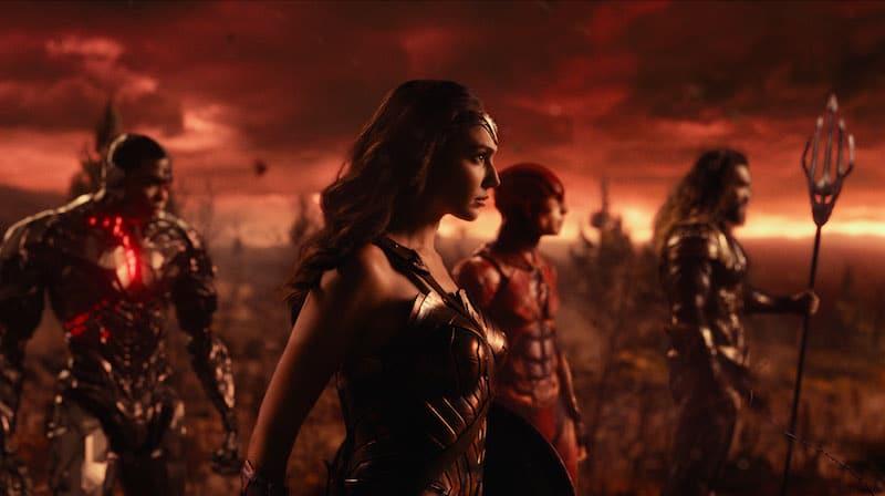 Justice League team-up