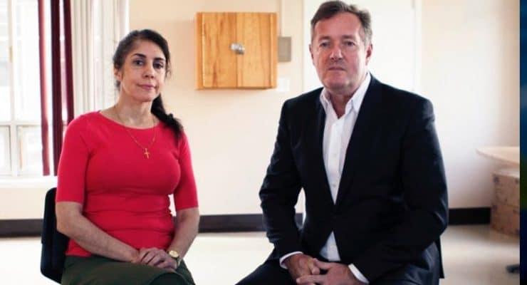 Killer Women with Piers Morgan talks to love rival killer Sheila Davalloo