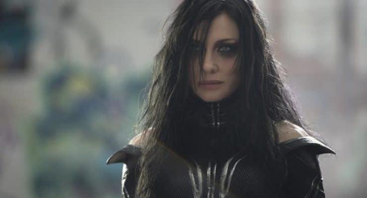 How Cate Blanchett stole Chris Hemsworth's thunder in Thor: Ragnarok