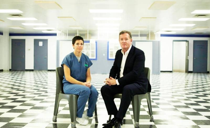Ashley Humphrey talks on Killer Women with Piers Morgan