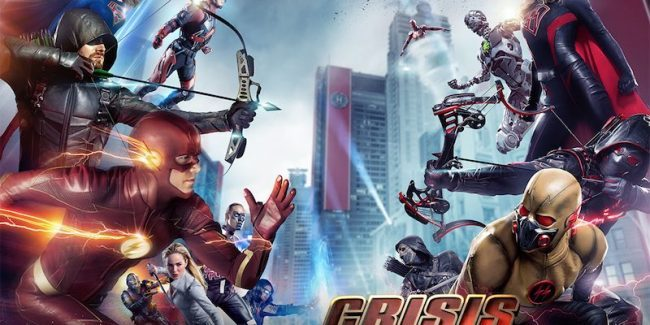 Supergirl, Flash, Arrow and Legends take on alternate Nazi versions of themselves in Crisis on Earth-X