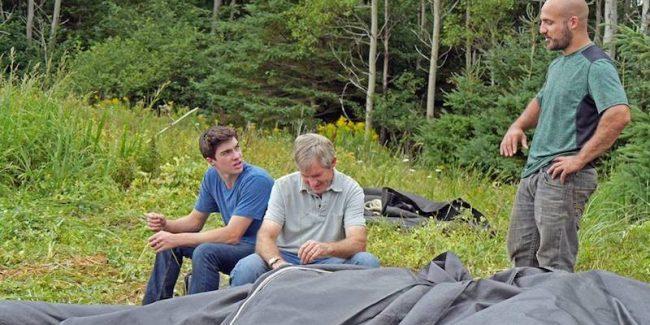 Drake Tester, Craig Tester and Jack Begley on The Curse of Oak Island