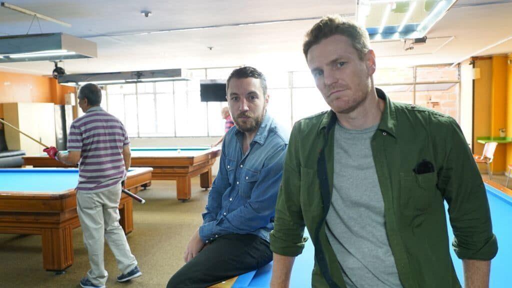 Doug and Ben