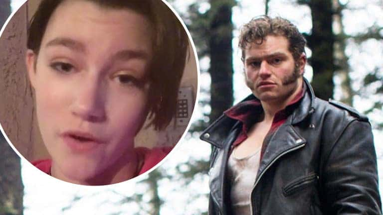 Gabe Brown on Alaskan Bush People and Rain and Rain Brown speaking on Instagram