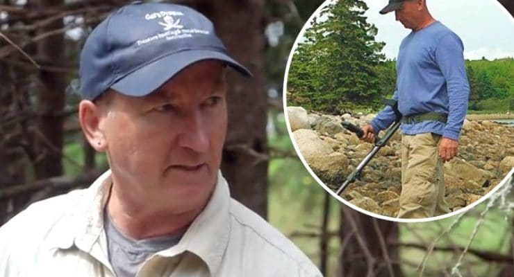 Who is Gary Drayton? Get to know The Curse of Oak Island's metal-detecting 'ninja'