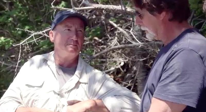 the curse of oak island season 5 episode 1 death