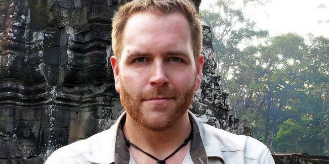 Exclusive interview with Expedition Unknown host Josh Gates