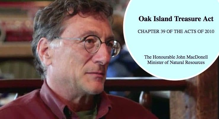 The Curse of Oak Island row over archaeologist has been bubbling since 2014